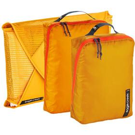 Eagle Creek Pack It Starter Set, amarillo